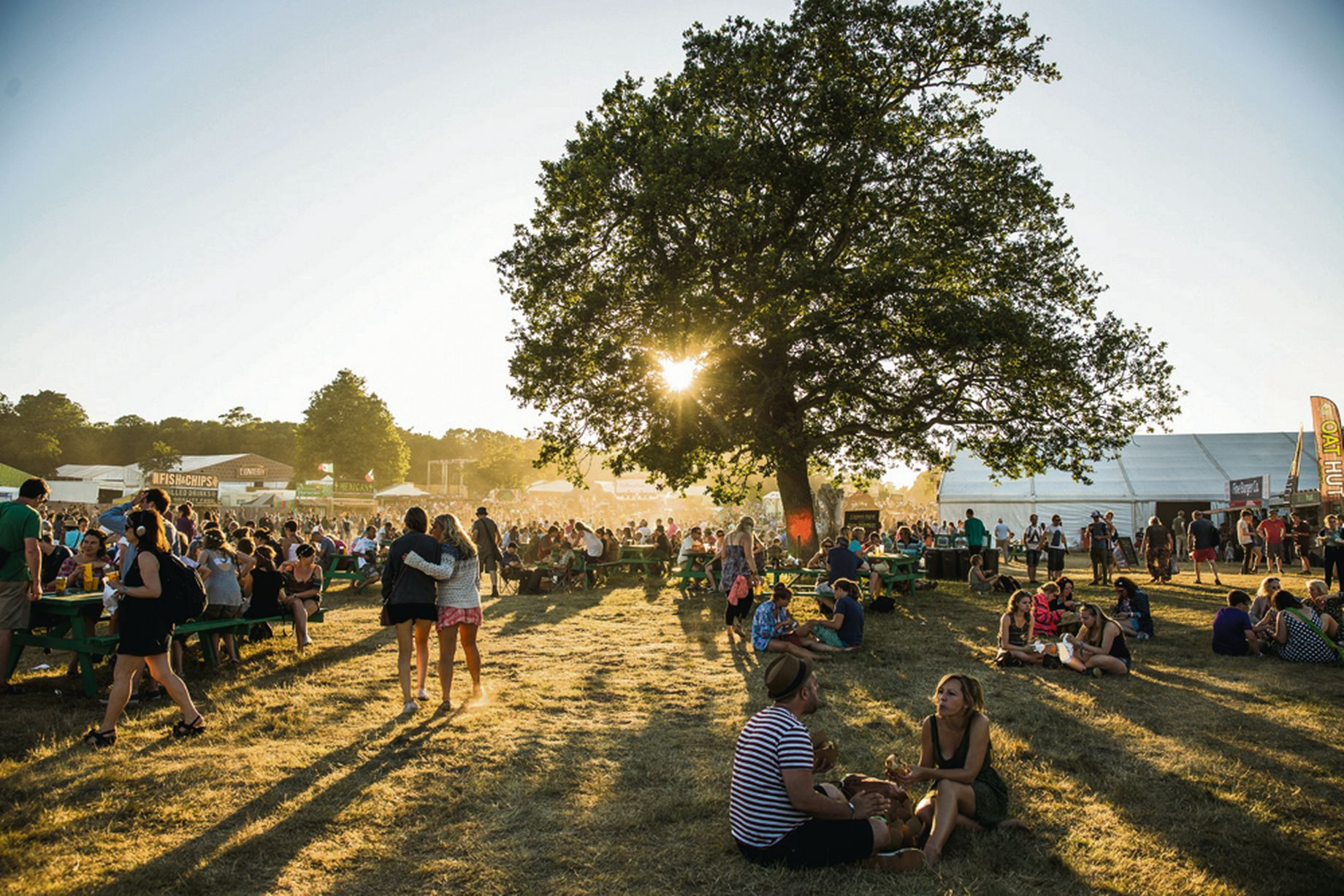 Sustainability at music festivals